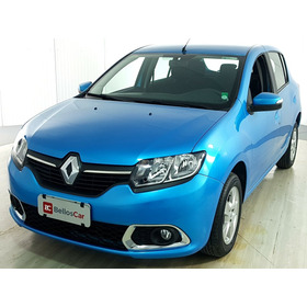 Renault Sandero 1.6 Dynamique 8v Flex 4p Manual 2014/201...
