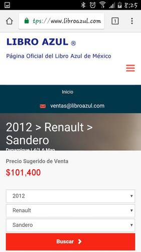 renault sandero 1.6 dynamique mt