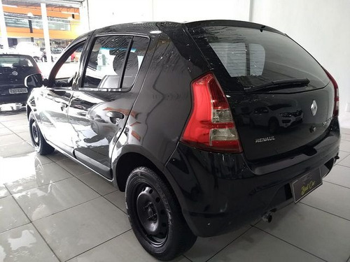 renault sandero 1.6 expr 8v 2012 - best car