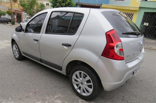 renault sandero 1.6 expression 8v flex 4p manual 2011/2011