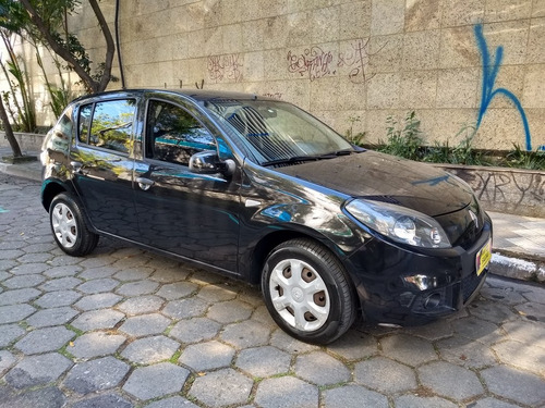 renault sandero 1.6 expression hi-power 5p 2014