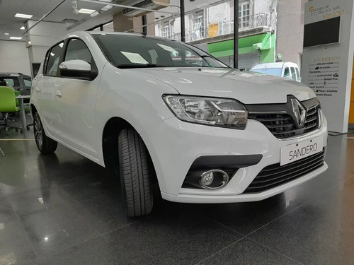 renault sandero 1.6 financiacion en pesos y 0 interes (ga)