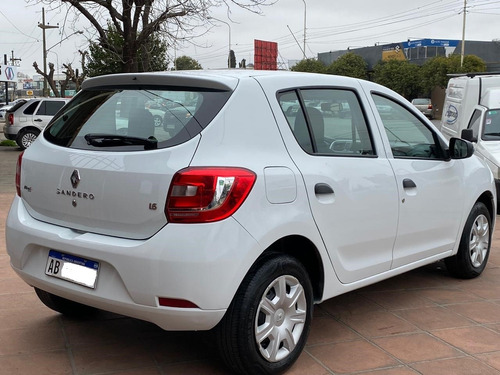 renault sandero 1.6 full 2017 18.000 km  impecable abalautos