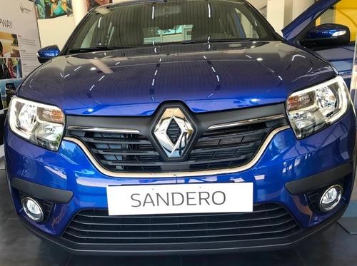 renault sandero 1.6 intens cvt oferta car one s.a.