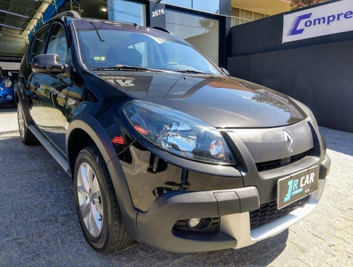 renault sandero 1.6 stepway 8v flex 4p manual 2014/2014