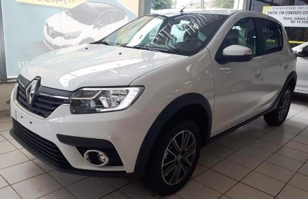 Renault Sandero 1.6 Zen Cvt Automático 2020 0km - R$ 56
