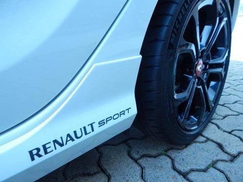 renault sandero 2.0 16v hi-flex rs racing spirit manual