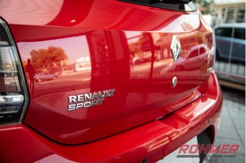 renault sandero 2.0 rs 145cv 2016