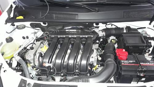 renault sandero 2.0 rs 145cv 2018 blanco patentado sin rodar