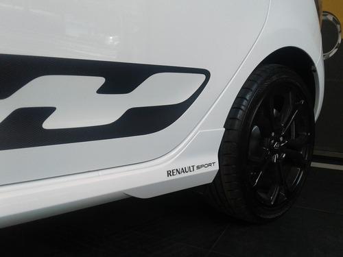 renault sandero 2.0 rs 145cv  max a financir $280.000 ml