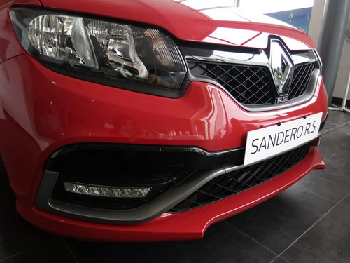 renault sandero 2.0 rs racing spirit 145cv financiado