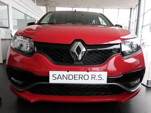 renault sandero 2.0 rs racing spirit 145cv financiado nahili
