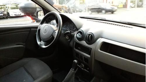 renault sandero 2010 1.0 16v authentique- esquina automoveis