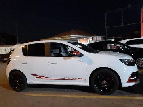 renault sandero 2018 2.0 rs racing spirit flex 5p