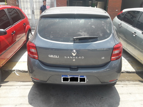renault sandero 2018 expression full 9000 km nuev 250000....