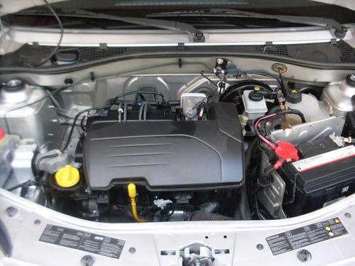 renault sandero 48mkm auth.1.0 16v flex 4p u.dono 48mkm