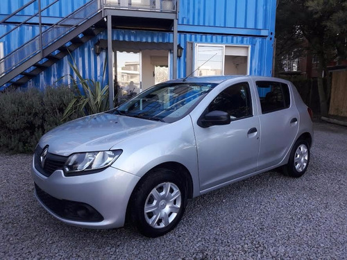 renault sandero autenthique 1.6 full´2015  inter motors