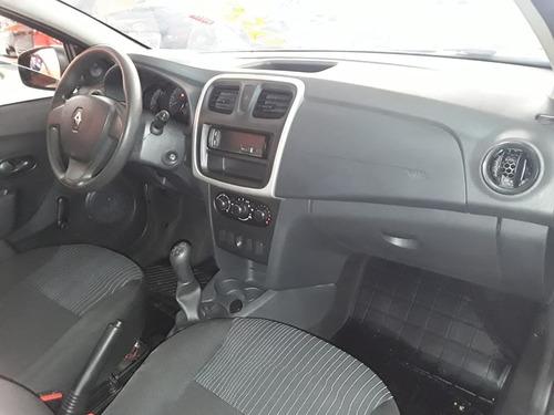 renault - sandero auth 10 2015