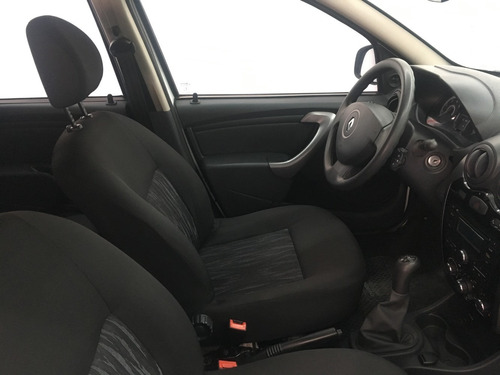 renault sandero auth pack 1.6 8v gnc 2014 obq