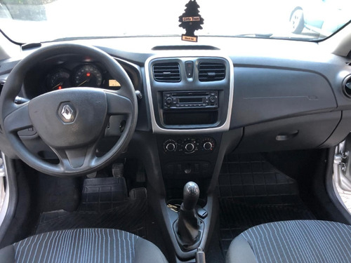 renault/ sandero authentique 1.0 12v sce flex