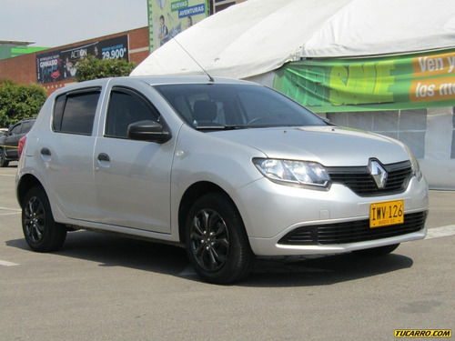 renault sandero authentique 1600cc sa