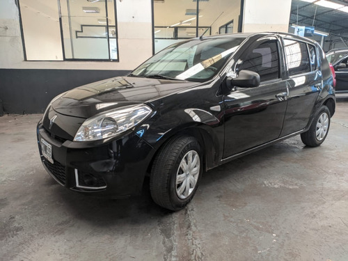 renault sandero authentique 2013 impecable pocos km (fp)