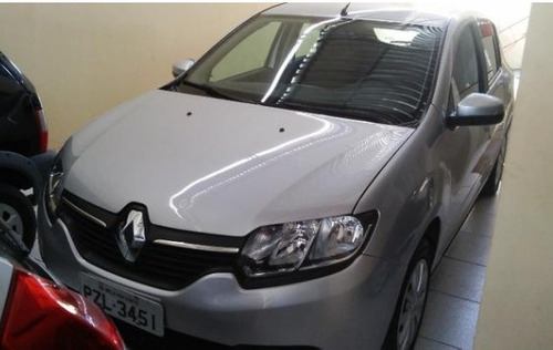 renault sandero authentique hi-flex 1.6 8v 5p