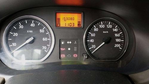 renault sandero confort 1.6 nafta 2009