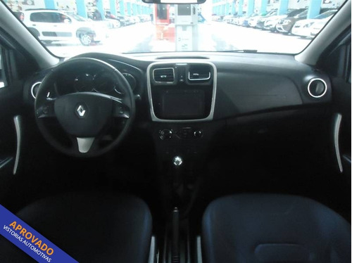 renault sandero dynamique 1.6 4p flex manual