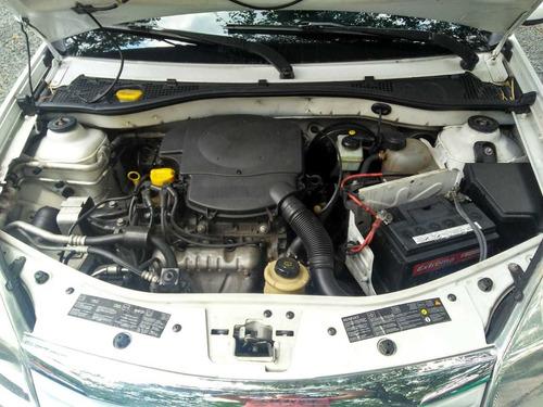 renault sandero dynamique 2011 motor 1.6