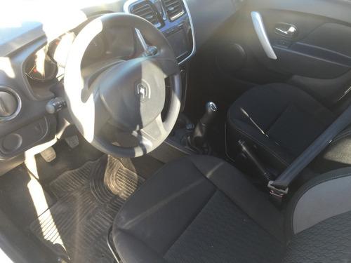 renault sandero dynamique 2017 1.6 5 puertas blanco