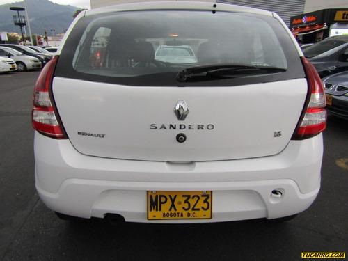 renault sandero dynamique mt 1600cc 8v aa