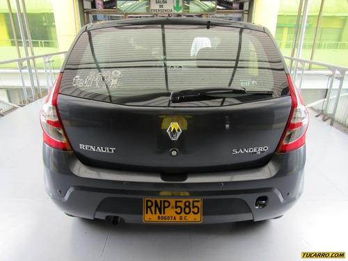 renault sandero dynamique mt 1600cc 8v fe