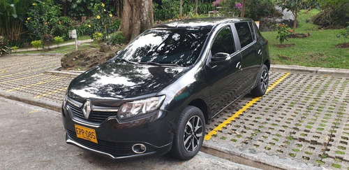 renault sandero exclusive 1.6 mt