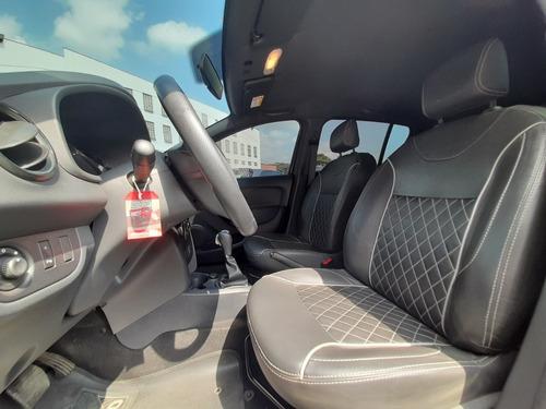 renault sandero exclusive 2018 automatico