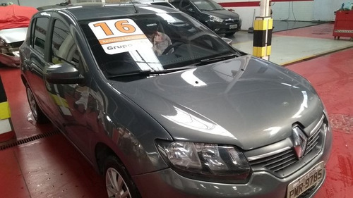 renault sandero exp 1.6 2015/2016 manual