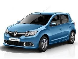 renault sandero  expression 100%financiado retiro$ 40000 bp