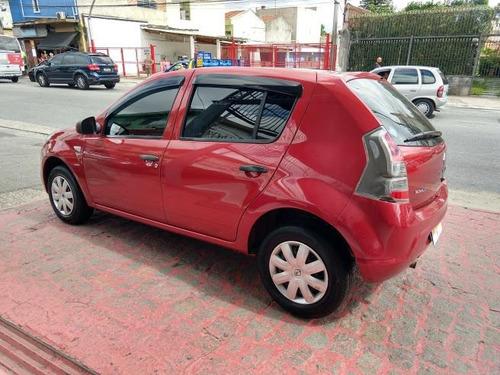 renault sandero  expression 2014 vilage automoveis