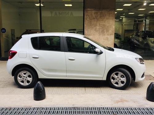 renault sandero expression 2019 0km auto no usado etios 2018