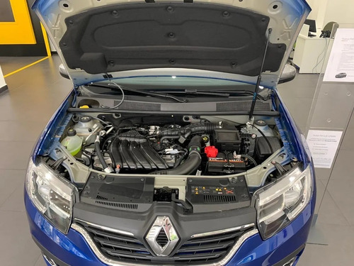 renault sandero gt line cvt automatico full sin rodar dc