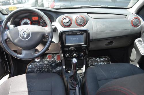 renault sandero gt line mt 1.600 cc modelo 2015