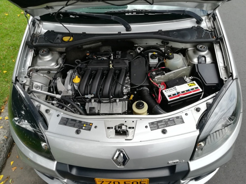renault sandero gt line mt 1600cc 16v