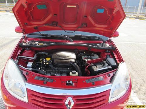 renault sandero gt line mt 1600cc 16v fe