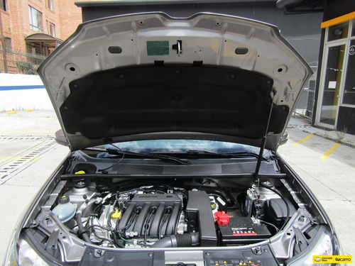 renault sandero intens automatico 1600 16v