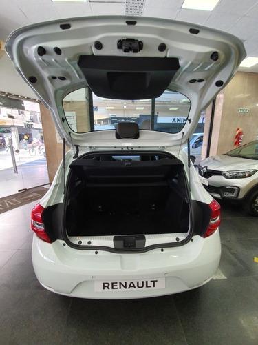 renault sandero life 0km entrega inmediata #rp