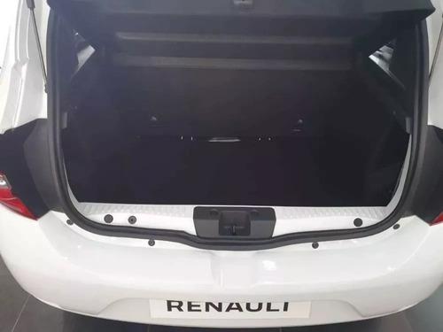 renault sandero life 1.6 16v stock oportunidad car one(jg)