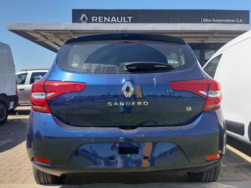 renault sandero life 1.6 sce oferta car one a*