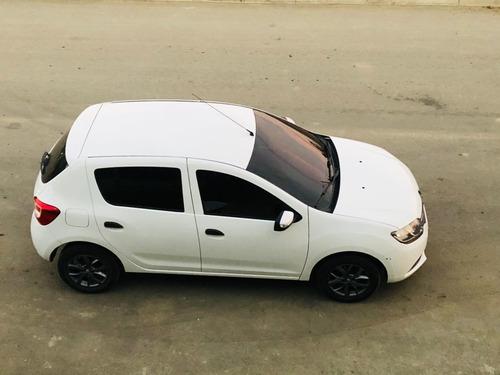 renault sandero life + , 1600, blanco, 5 puertas