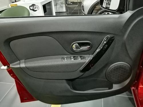 renault sandero modelo 2021 0km  mf
