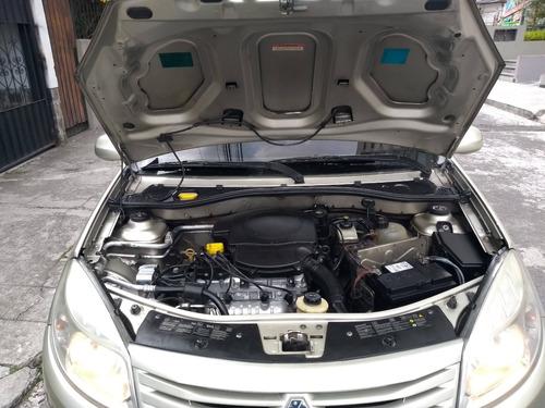 renault sandero motor 1600 año 2010